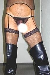 Erotische Wäsche, ein gestandener Mann per SMS: 11826 Kennwort: Erotik Stiefeltranse - 1,99 €/SMS, bezahlte Operator, keine realen Treffen
